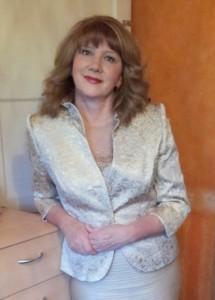 Irina at Exclusive Dressmaking