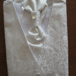 mens wedding waistcoat and tie