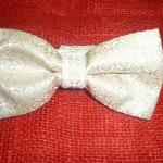 mens wedding bow tie